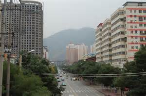 China to Flatten 700 Mountains to Build a City