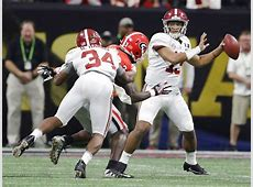 Watch Alabama's titlewinning play called by Eli Gold