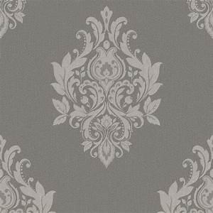 Tapete Ornamente Grau : tapeten trendy classics tc 56301 papier neu barock ~ Buech-reservation.com Haus und Dekorationen