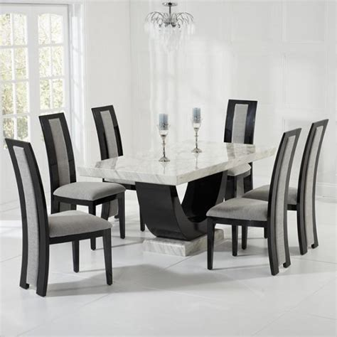 marble breakfast table sets marble dining set shop for cheap furniture and save online