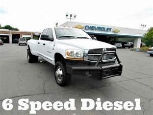 Sell Used 2006 Dodge Ram 3500 Laramie 6 Speed Cummins