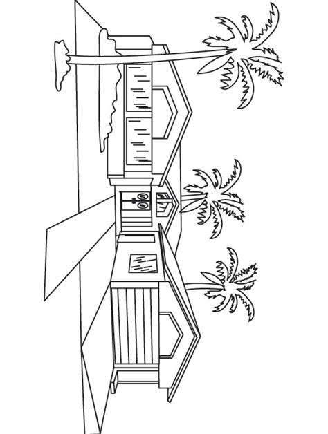 dream house coloring pages   dream house coloring pages  kids  coloring pages
