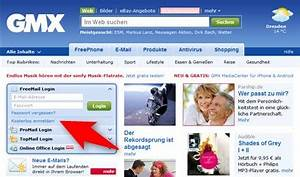 Gmx Rechnung Bekommen : kostenlose e mail adresse einrichten schritt f r schritt anleitung ~ Themetempest.com Abrechnung