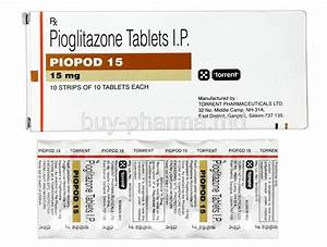 Generic Actos, Buy Cheap Generic Actos, Pioglitazone Tablet Pioglitazone