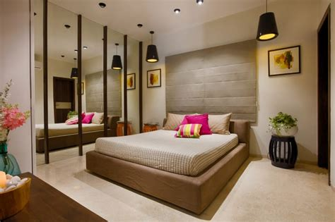 clap lights for bedroom fuchsia elements in beige master bedroom with mirror wall 14828   1509703359130 6619ec0a5c1d9f35b2df72e6a2e65ce2