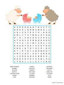 Halloween Brain Teasers Pdf by Baby Shower Word Search