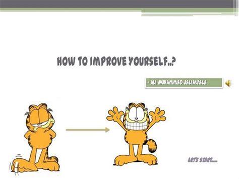 How To Improve Yourself (sl) Authorstream