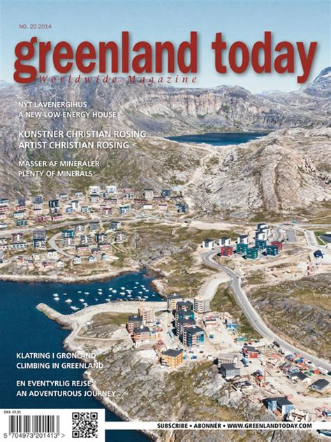 greenland today No. 20 by greenland today - Issuu