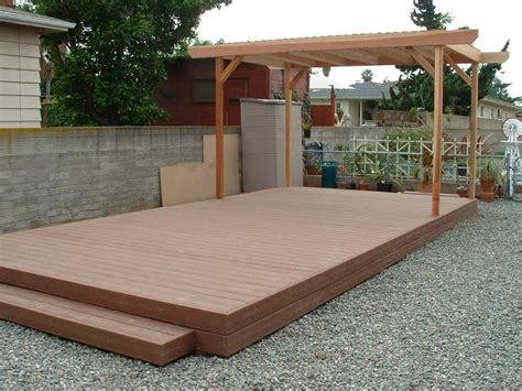 Patios & Decks : Decks And Patios On A Budget