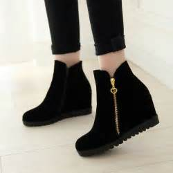 womens wedge boots target aliexpress com buy 2016 fashion winter ankle boots wedges boots design