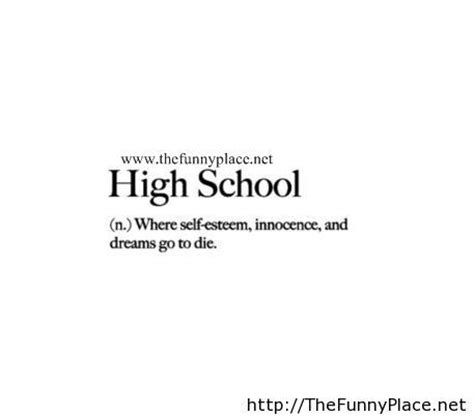 Cute Quotes About Leaving High School