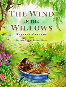 katie turner pdp: Book Covers - Wind in the Willows