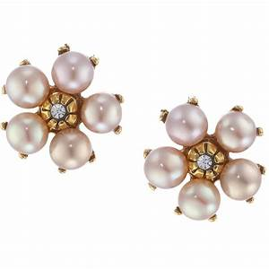 Antique Gold Ring Design Flower Earrings For The Coming Spring Jewelrista