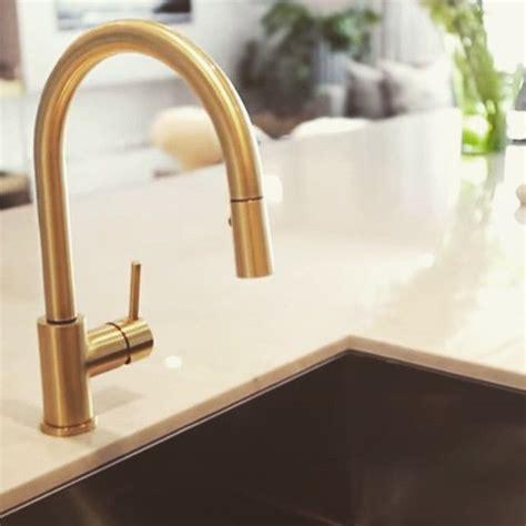 brass kitchen faucet ideas  pinterest brass