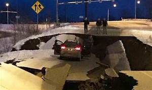 Alaska Earthquake  Strong 7 0 Quake Rocks City Of