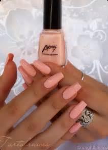 Acrylic nail art nails