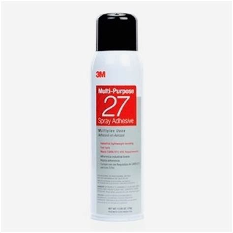 3m 27 spray adhesive