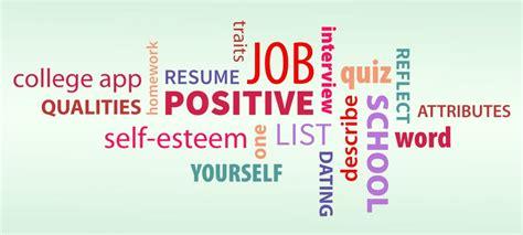 describe   words   positive