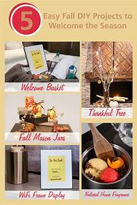 5 easy fall diy projects to welcome the season hm etc for Homemakers furniture project