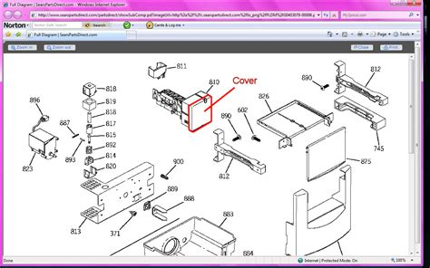 ge monogram model zissdrss refrigerator  freeezer    ice maker
