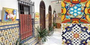 The history and art of Spanish ceramic tiles Spain@M