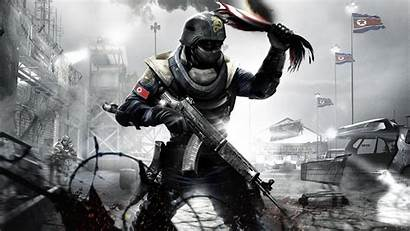 Desktop Action Background Wallpapers Games Gaming Soldier