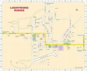 Walgett - Lightning Ridge - Outback Nsw - Maps - Street Directories - Places To Visit