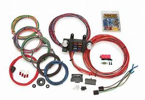 18 Circuit Customizable Chassis Harness W   Extra Length