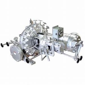 Steam Turbine    For Pumps    Single-stage    Split-casing
