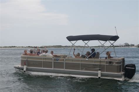 Used Pontoon Boats Destin Fl by Pontoon Boats Picture Of Boogies Destin