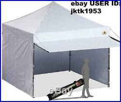 abccanopy ez pop canopy tent instant shelter commercial portable patio awnings