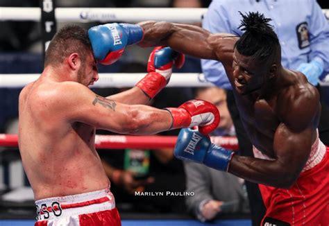 Efe Ajagba Vs. Rodney Hernandez Fight