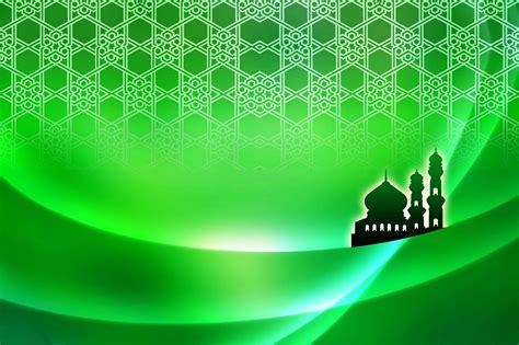 Unduh 90 Background Religi Hijau Gratis Terbaik