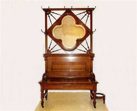 93 Best Images About Antique Hall Tree/benches On Pinterest Antique Bmw Parts Gun Collectors South Africa Wooden Bobbins Candle Holders With Prisms Singing Bowls Nepal Wall Lights Nz Sinks Wood Furniture Repair