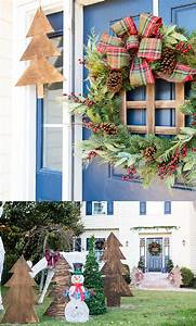 24, Festive, Ideas, For, Outdoor, Christmas, Decorations