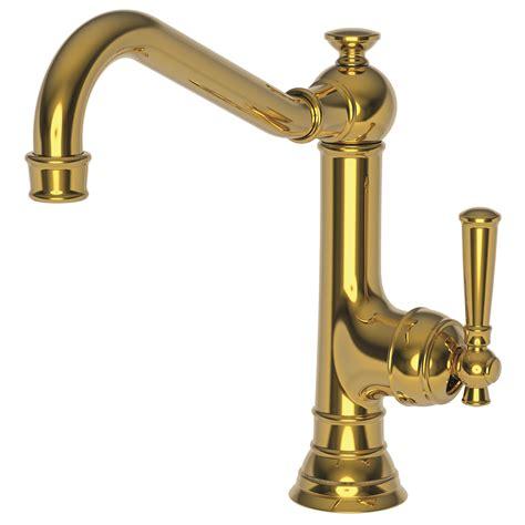 newport brass faucets newport brass 2470 5303 jacobean single handle kitchen