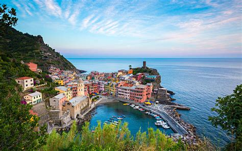 How To Travel To Cinque Terre Travel Leisure