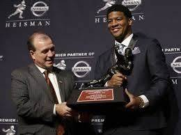 Why I Cheered f... Jameis Winston Heisman Quotes
