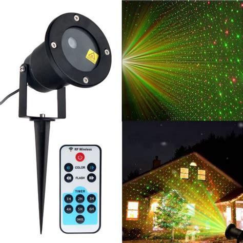 le exterieur avec telecommande no 235 l et verte pelouse projecteur de lumi 232 re laser dynamique avec t 233 l 233 commande le
