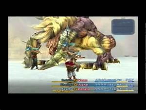 Final Fantasy XII Hunt Behemoth King - YouTube