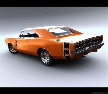 Charger Dodge 69 Wallpapers Rt 1969 Classic