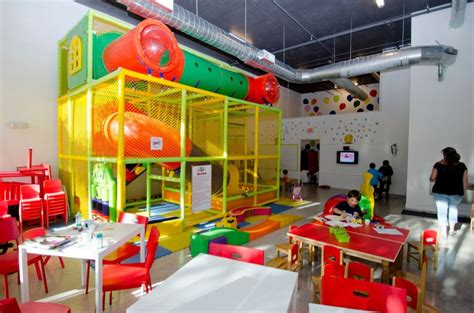 gallery planet kids indoor playground cafe