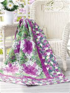 Floral Quilt Pattern Free