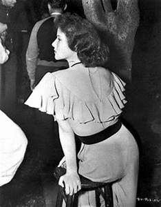 A rare picture of Howard Hughes and Katharine Hepburn in ...