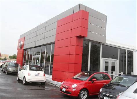 fiat opens showroom schaumburg sales push