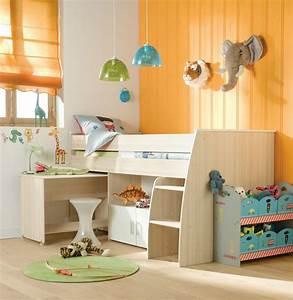 chambre garcon orange ralisscom With ambiance chambre bebe garcon