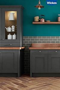 25 best teal kitchen walls ideas on pinterest With best brand of paint for kitchen cabinets with copper coloured wall art