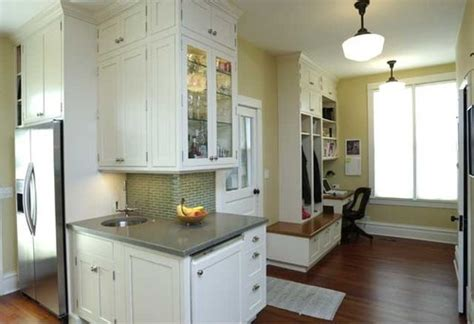 Kitchen Office Combo by Mudroom Office Kitchen Combo Kitchens