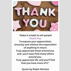 How Important Is Saying Thank You In Blogging Today?