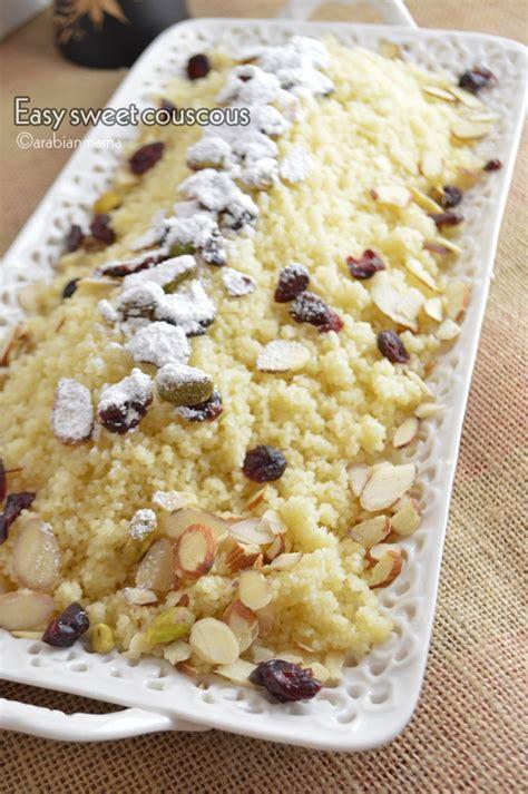 cuisine couscous easy dessert couscous nile to rockies cuisine